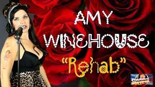 """Gambar cover 22-Imitación de AMY WINEHOUSE """"Rehab"""""""