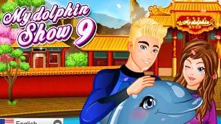 My Dolphin Show 9 Full Gameplay Unlock All Delphine Walkthrough