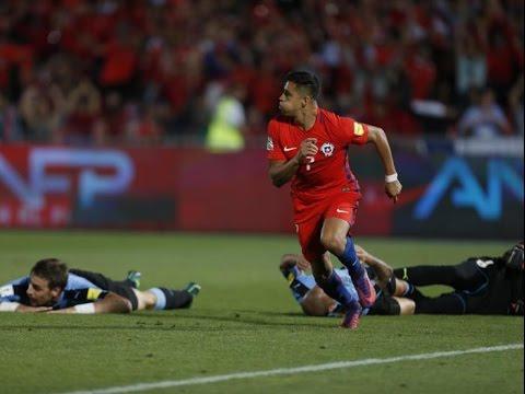 Chile 3 Uruguay 1 [La revancha del Centenario]