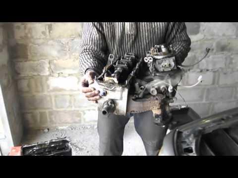 Видео ремонта двигателя фольксваген