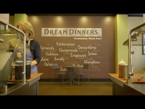 How It Works - Dream Dinners