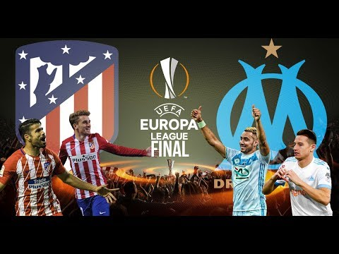 Europa league final | atletico madrid vs marseille | unified predictions