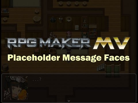 Placeholder Message Faces – 姫HimeWorks