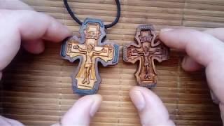 Нательные кресты  Обзор#5