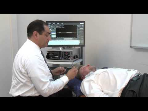 Performing Immersion Biometry with the Ellex Eye Cubed