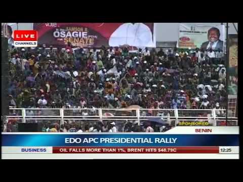 Buhari Woos Benin Indigenes For Votes pt.6