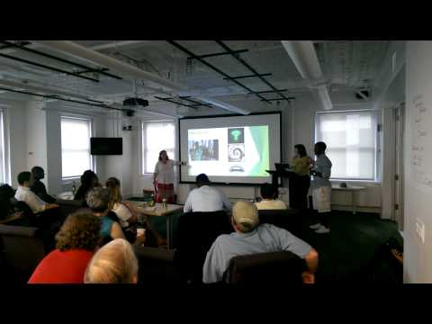 Chicago Wood Exchange Application Presentation