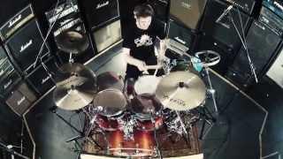 Meshuggah - New Millennium Cyanide Christ - Drum Cover - Remix