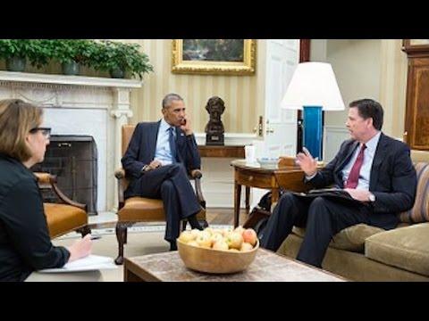 FBI Director Comey's Catch-22
