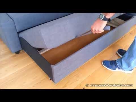 Harakat sofa bed corner how to use حركات كورنر