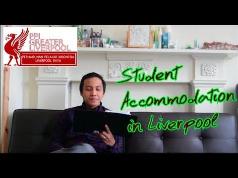 Student Accommodation di Liverpool (Vlog #2) - PPI Greater Liverpool