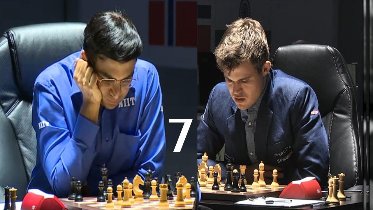 Schachweltmeisterschaft 2021