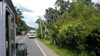 Sri Lanka,ශ්රී ලංකා,Ceylon,Bus trip Colombo to Kandy (01)