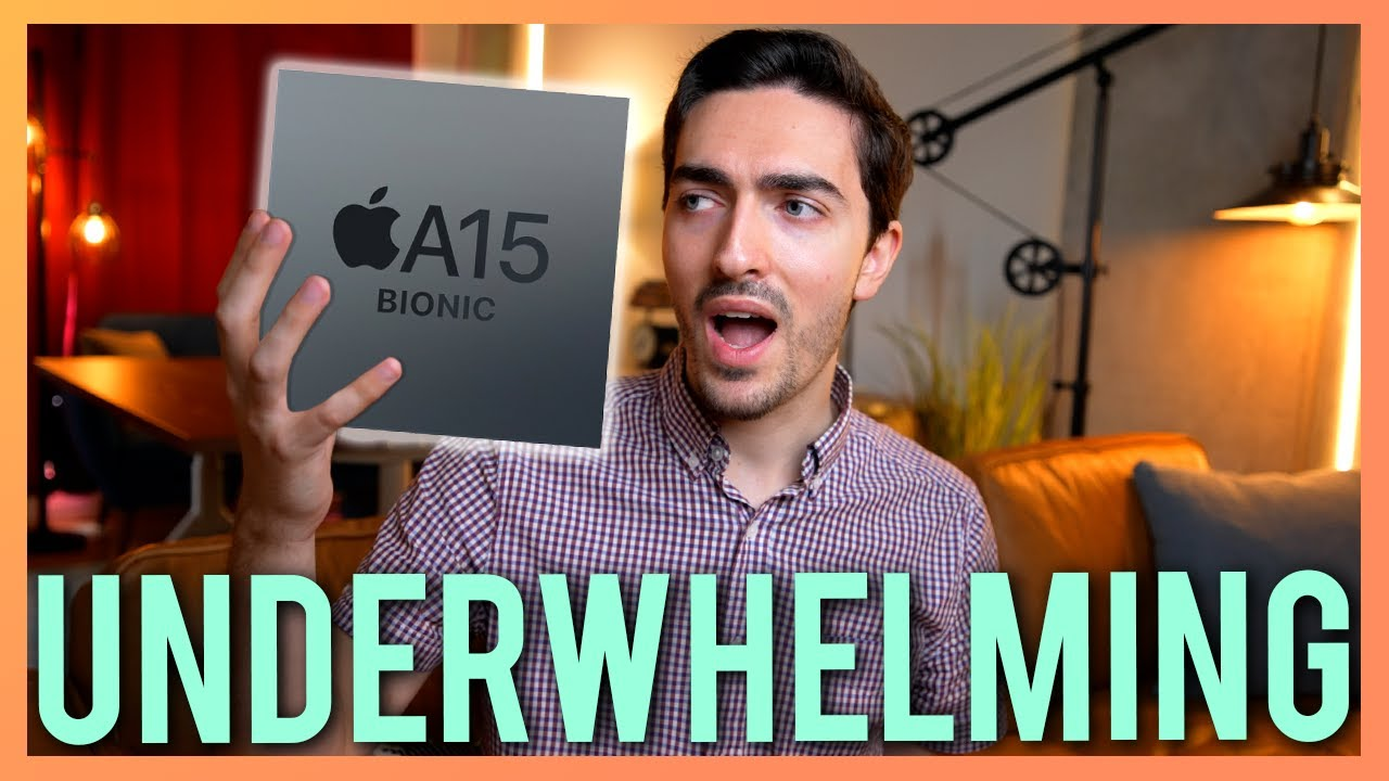 Download A15 Bionic in iPhone 13: does Apple have a problem?