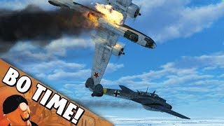 "IL-2 Battle of Stalingrad - ""Luftwaffe Pirates?"""