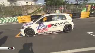 2015 Macau, TCR round 21 in full length