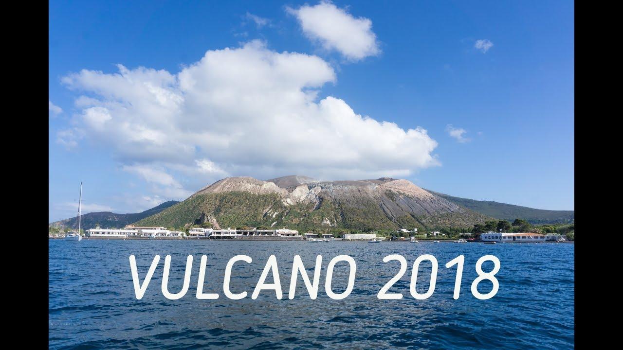 Vulcano 2018 - Isole Eolie - YouTube