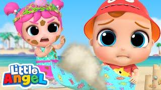 Sorry, Excuse Me Song | Good Manners + More Little Angel Kids Songs & Nursery Rhymes