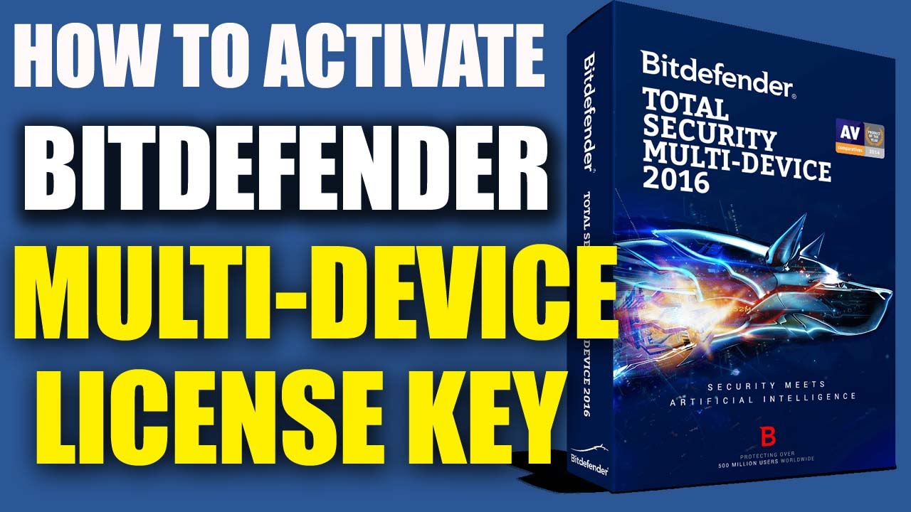bitdefender total security multi-device 2017 key