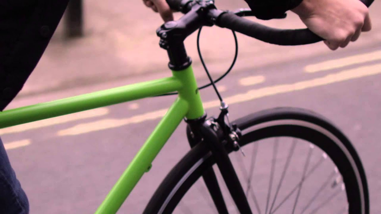 Mango Bikes Single Speed Amp Fixed Gear Overview Youtube