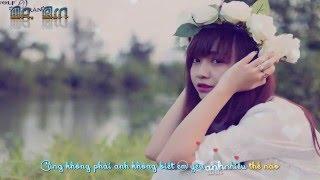 Nói Làm Sao Hết (More Than I Can Tell You) - Tăng Nhật Tuệ - [Kara Lyrics]