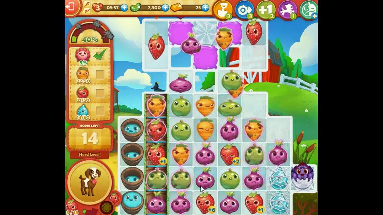 il gioco farm heroes saga