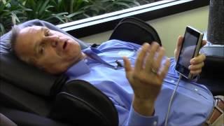1st Time Use - Luraco iRobotics 7 Massage Chair
