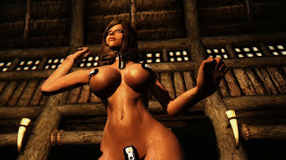 Repeat youtube video Skyrim Mod Review 01 - A Very Conservative Outfit - Series: Boobs and Lubes