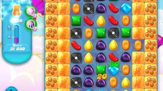 Candy Crush Soda Saga Level 375 (2nd nerfed, 3 Stars)