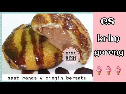 Resep lengkap bagaimana cara membuat Es Krim Goreng kreasi chef Tirta dan Faisal dapat dilihat di bawah. Es krim goreng....