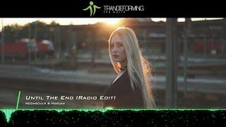 Moonsouls & Marjan - Until The End (Radio Edit) [Lyric Video] [Digital Society Recordings]