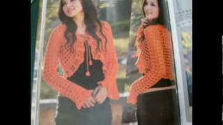 CROCHET SWEATER vol 3 - Crochet bolero book