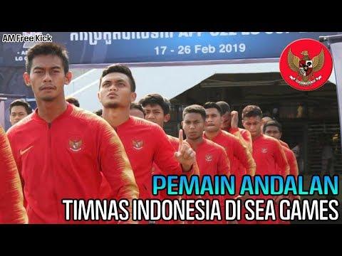 TIMNAS INDONESIA Kini Punya Pemain ANDALAN BARU Untuk SEA GAMES