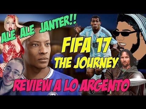 Review a lo Argento * Fifa 17 Modo Historia ALEX HUNTER Español (Análisis)#13