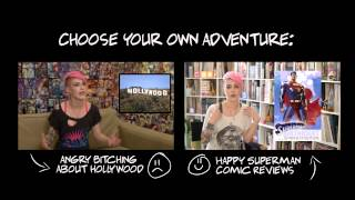 Man of Steel Review - Choose Your own adventure: All Star Superman Spoiler Review