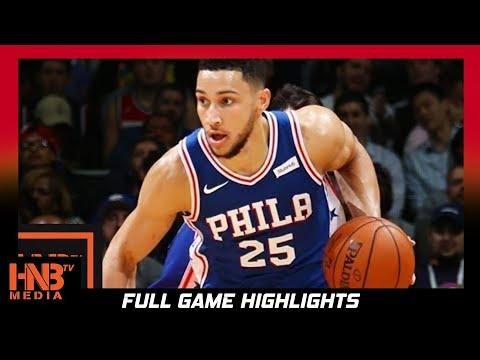 Philadelphia 76ers vs Detroit Pistons Full Game Highlights / Week 2 / 2017 NBA Season