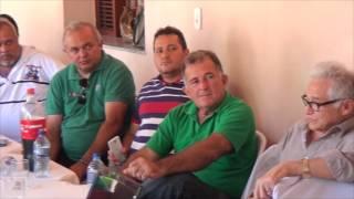Deputado Odorico Monteiro recomenda vereadores aprovar parceria com São Camilo