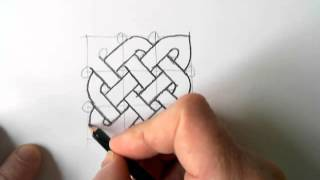 Celtic Design 4 (a 3x3 Knot)