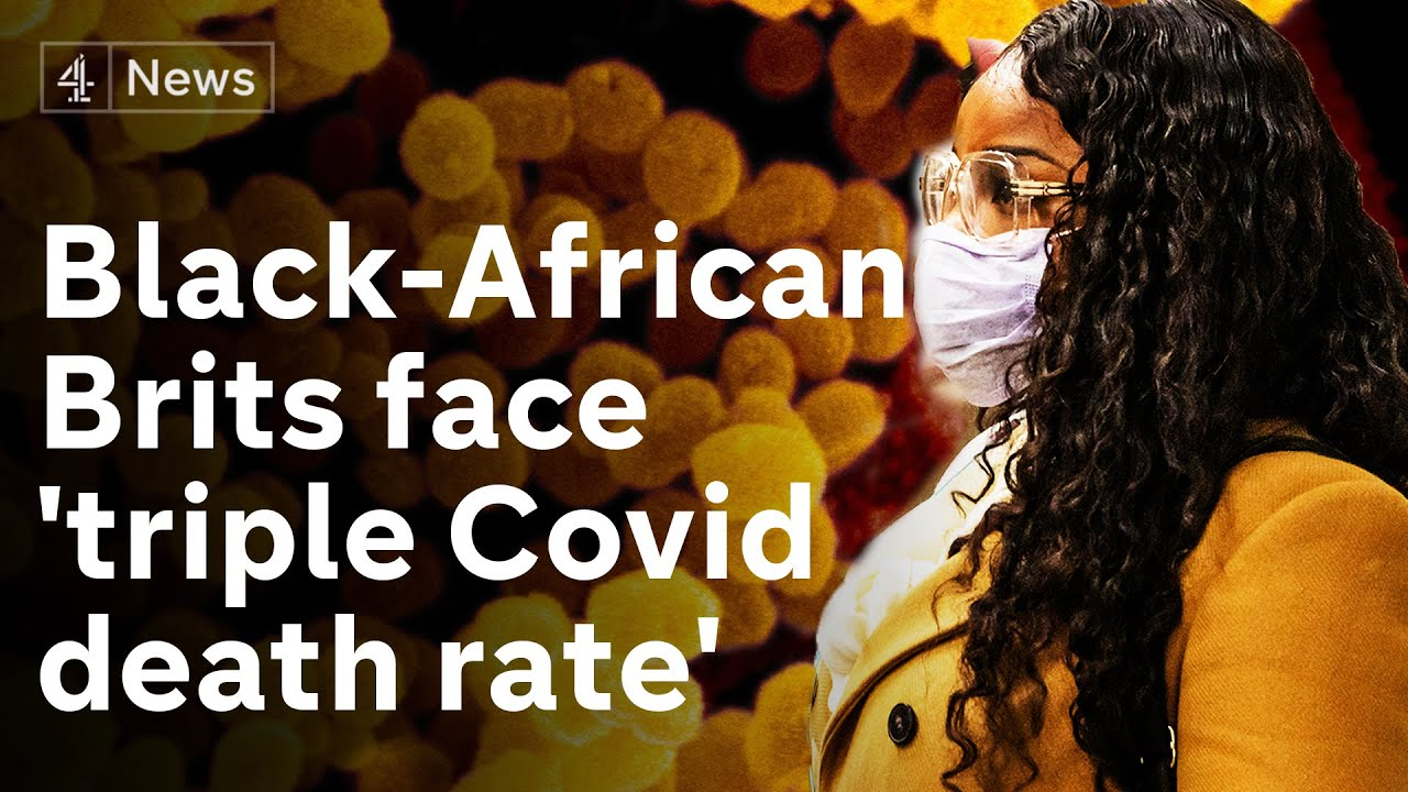 Coronavirus deaths 'disproportionately high' for black and ethnic minority people thumbnail