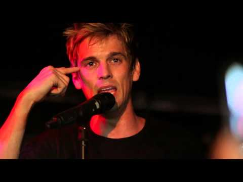 RECOVERY new song by AARON CARTER 2015