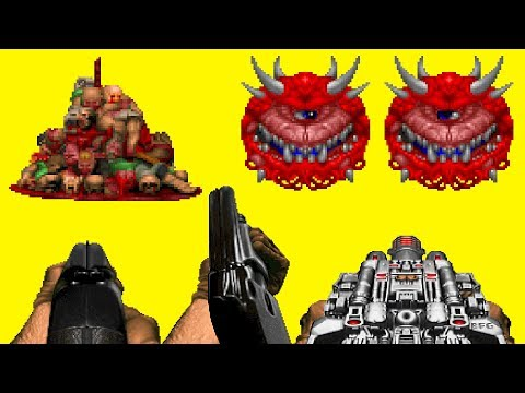 More Interesting Findings About Doom's Graphics