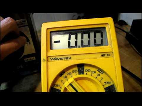 Vintage BGW Model 100 Amp Repair