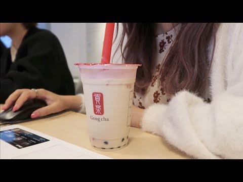 留學生在日本打工的一天 |上班、煮飯、超市、日常、生活音 | Aya日本留學生活