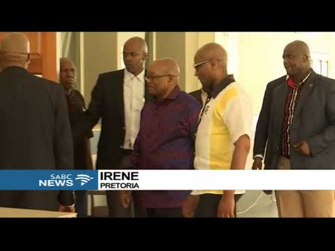 ANC's NEC meeting interrupted due to conflicting views over Mantashe report
