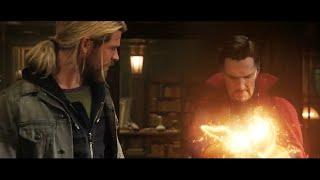 Thor Ragnarok Doctor Strange Post Credits Scene Theory