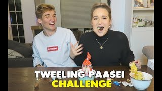 TWEELING PAASEI CHALLENGE!