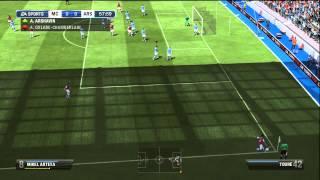 FIFA 13: Manchester City vs. Arsenal + Penalty Shootout! (FIFA 13 DEMO)
