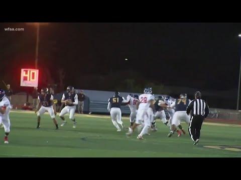 School Officials Announce High School Football Game Between Plano, El Paso Will Happen