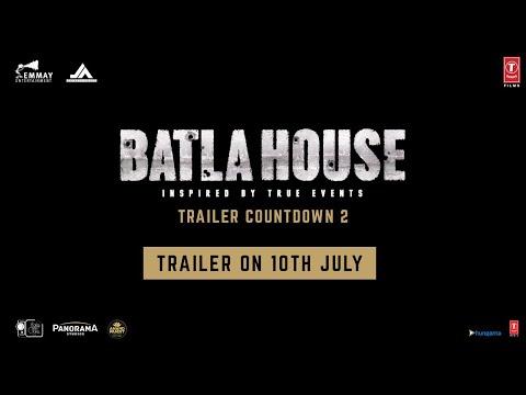 Batla House Trailer Countdown 2 : Starring John Abraham and Mrunal Thakur Directed by Nikkhil Advani
