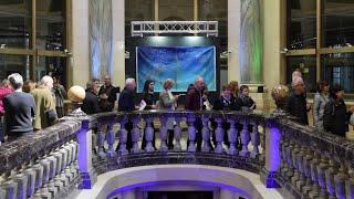 Bari, in centinaia nel palazzo della Banca d'Italia riaperto per la giornata Fai